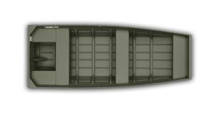 L1236 Jon - Lowe jon boat for sale