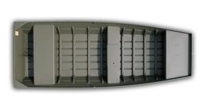 L1648 Jon - Lowe jon boat for sale
