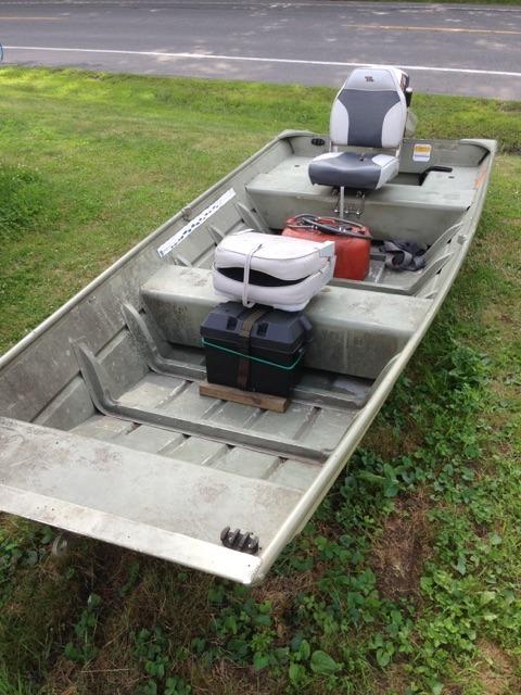 Sea Nymph Jon Boat For Sale Jon Boats For Sale